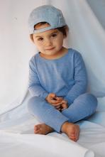 Detský termo nátelník 110-116, 110