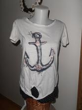 Dievčenský set - tričko plus tielko, takko,170