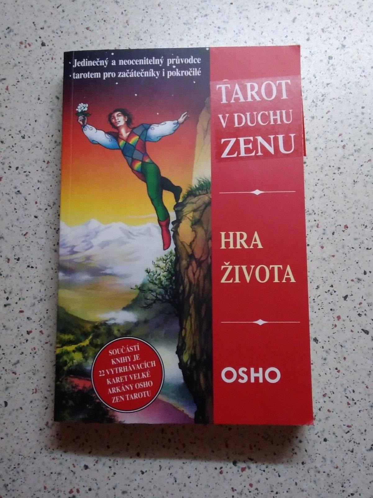 Kniha Osho Tarot V Duchu Zenu Hra Zivota 8 Od Predavajucej