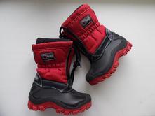 78dcd42811 Detské čižmy a zimná obuv   Červená - Detský bazár