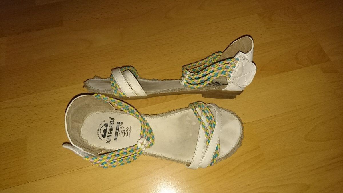 Sandálky john garfield č. 35 2cac0a73fe3