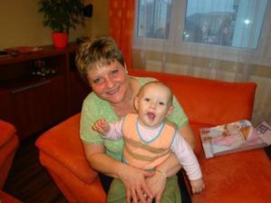 Starka Evka a Lenka