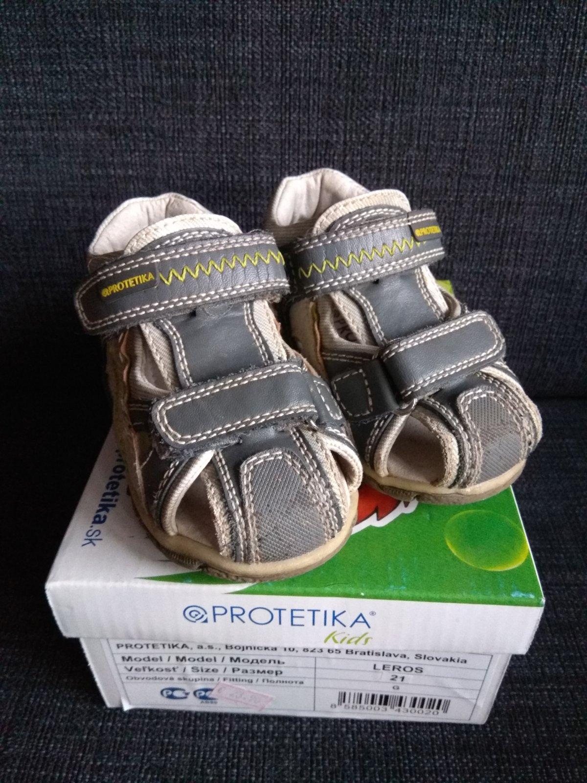 a2a2f9e22 Sandalky, protetika,21 - 8 € od predávajúcej lucia0123   Detský bazár ...