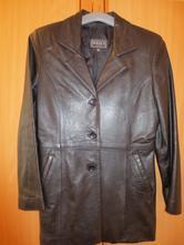 Dámsky kabát z pravej kože f6529317840