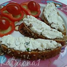 špaldovo-pšenový chleba s domácí lučinou
