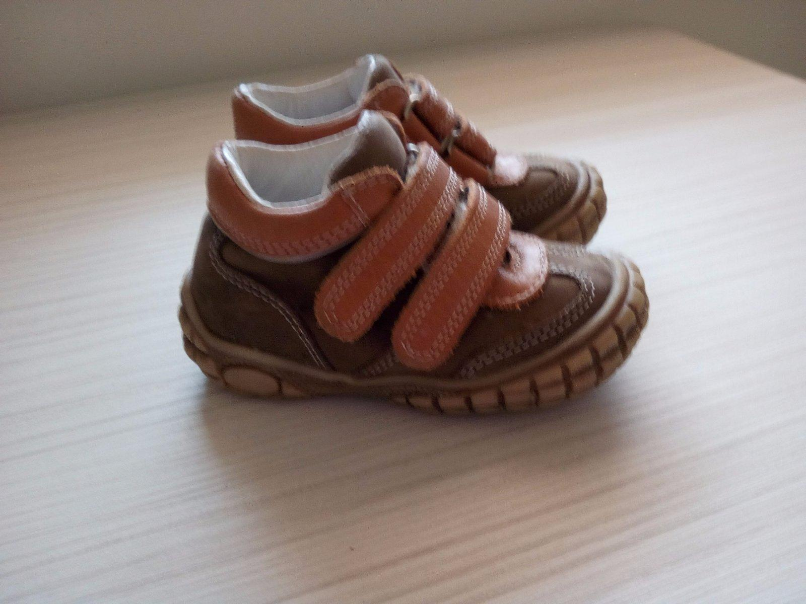 Kožené topánky ako nové z ccc ef1645f9497