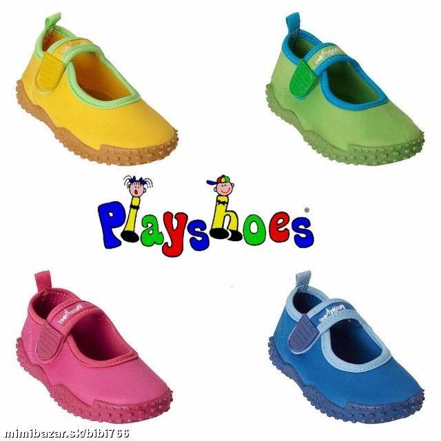 Playshoes topánočky do vody - klasik veľ.18 - 35 e448edbb31e
