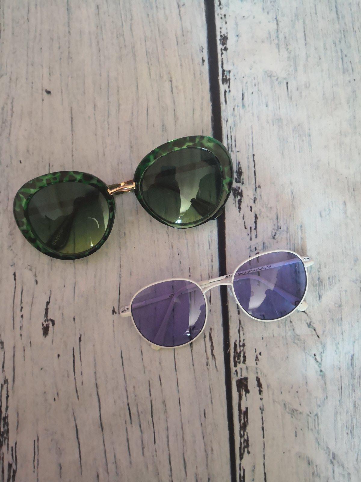 b2a6f0639 Okuliare s farebnými sklami, - 4 € od predávajúcej martyc | Detský bazár |  ModryKonik.sk