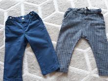 Coolové nohavice, h&m,80