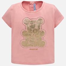 Mayoral dievčenské tričko 105-056 rosa, mayoral,68 / 74 / 80 / 86 / 92