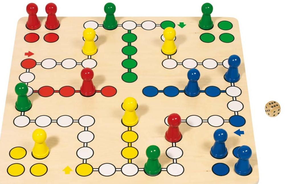 Skupina - Obľúbené spoločenské hry 39ce204073d
