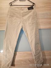 Menčestrové nohavice w31/l35, sisley,42
