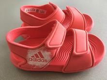Sandalky, adidas,23