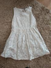 Čipkované šaty, next,134