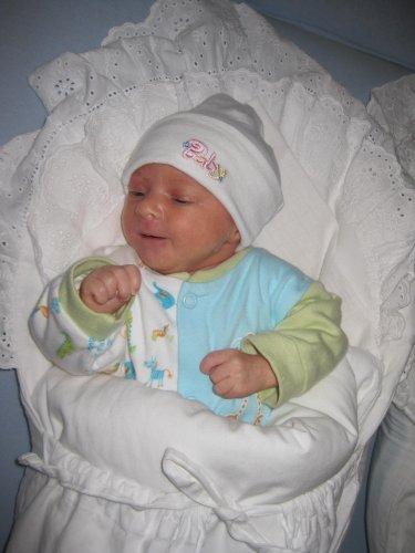 Alexia-to je sranda, mám novú čapicu.