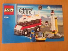 Lego odpaľovacia rampa pre satelity (city 3366),