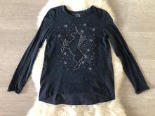 Krásne divčenské tričko, veľ. 158/164, h&m,158