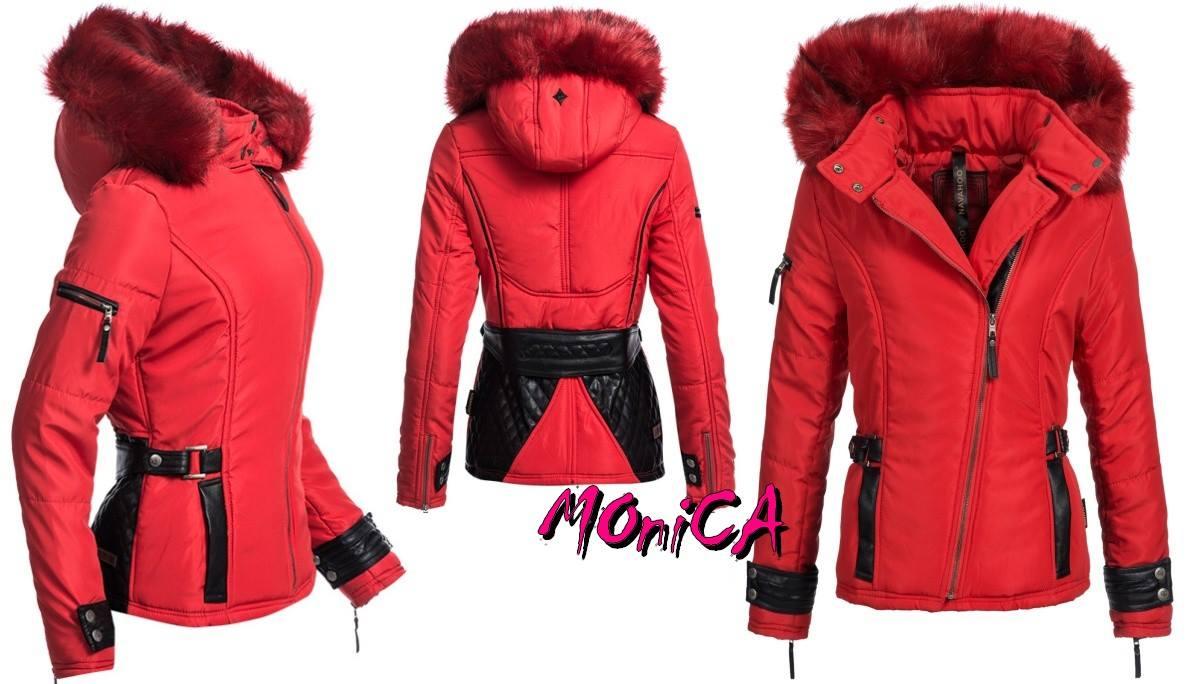 09814a18e7d2 Luxusná dámska zimná bunda - 3 farby