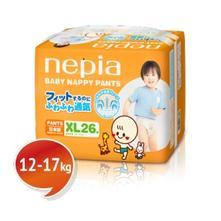 Nepia - detské nohavičkové plienky xl (12-17kg) , 11 kg - 25 kg