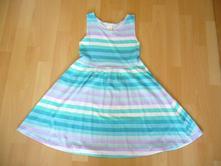 Šaty maličko nosené, h&m,128