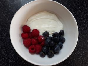 Ovci jogurt s ovocim