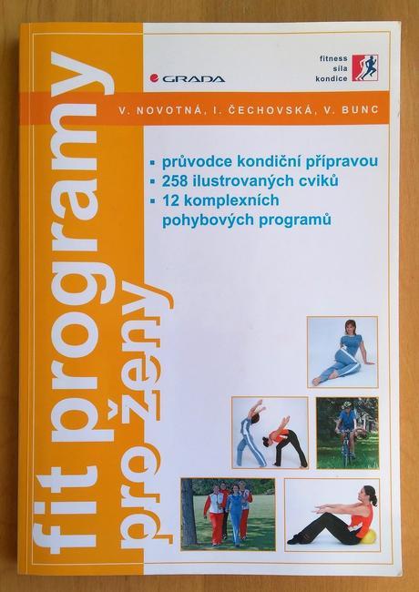 Fit programy pro ženy, v. novotná, i. čechovská,