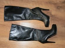 b82c711e9 Kožené čižmy pc 160 eur 5x obuté bata marie claire, baťa,40