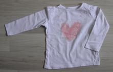 Tričko so srdiečkom, reserved,86