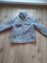 Chlapčenská bunda, palomino,116