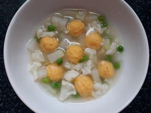 Zeleninkova polievka