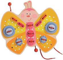Haba prevliekačka motýľ haba od 3 rokov,
