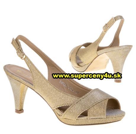 acc559706aee Dámske elegantné sandále  č.37 eur
