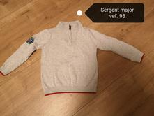 Sveter, sergent major,98