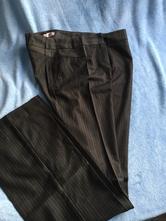 Dámske elegantné nohavice, orsay,34
