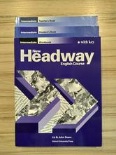 New headway english intermediate course ucebnice,