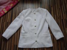 Biely kostým, m