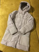 295fae1c8626 Páperová dievčenská zimná bunda zara