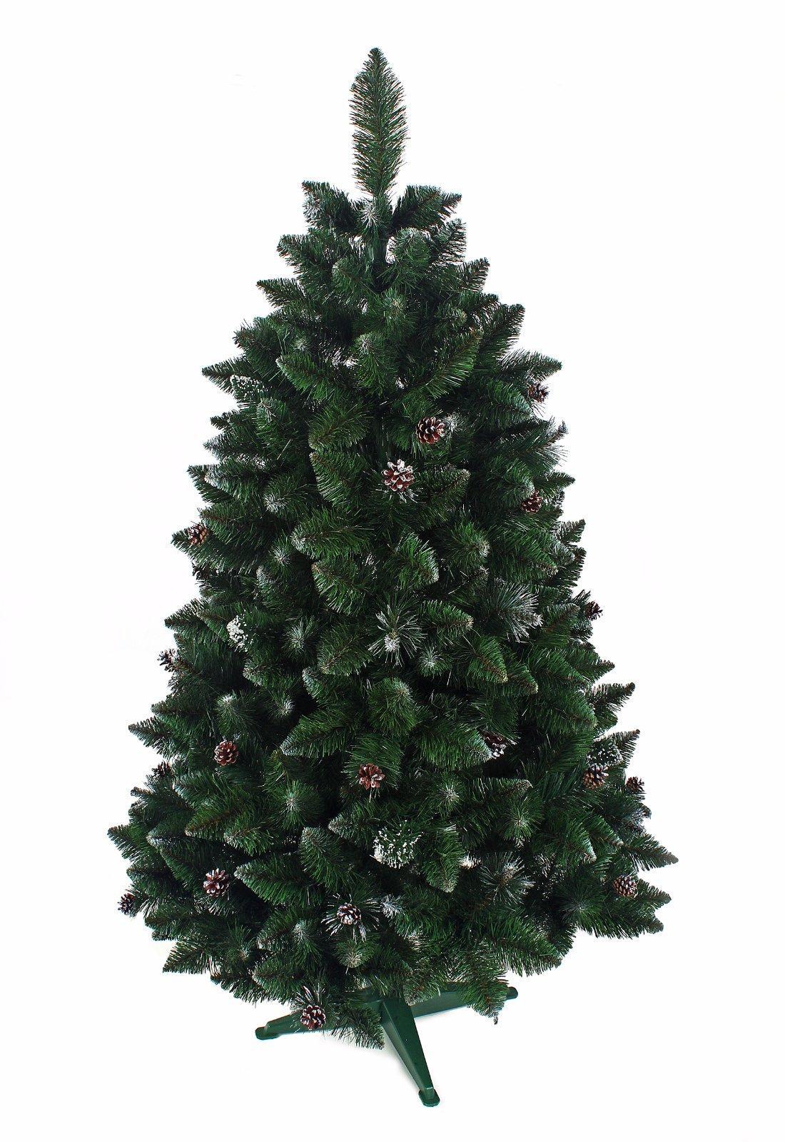 4a5913689 Umelé vianočné stromčeky borovice so striebornými , - 36 € od predávajúcej  chilli16 | Detský bazár | ModryKonik.sk