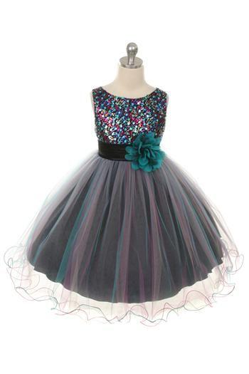 Dievčenské šaty chantal 77e5b299ca9