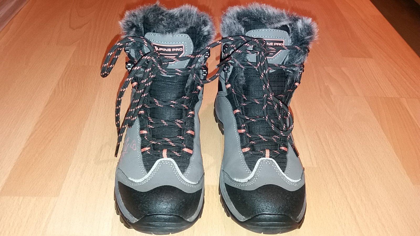 Zimné topánky bc4920771e3