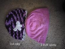 Prechodné čiapky, 104