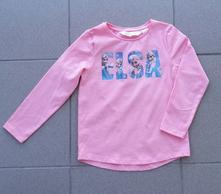 Dievčenské tričko h&m č.98/104, h&m,98
