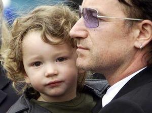 Bono Vox ( U2 ) - Elijah ( * 1999 )