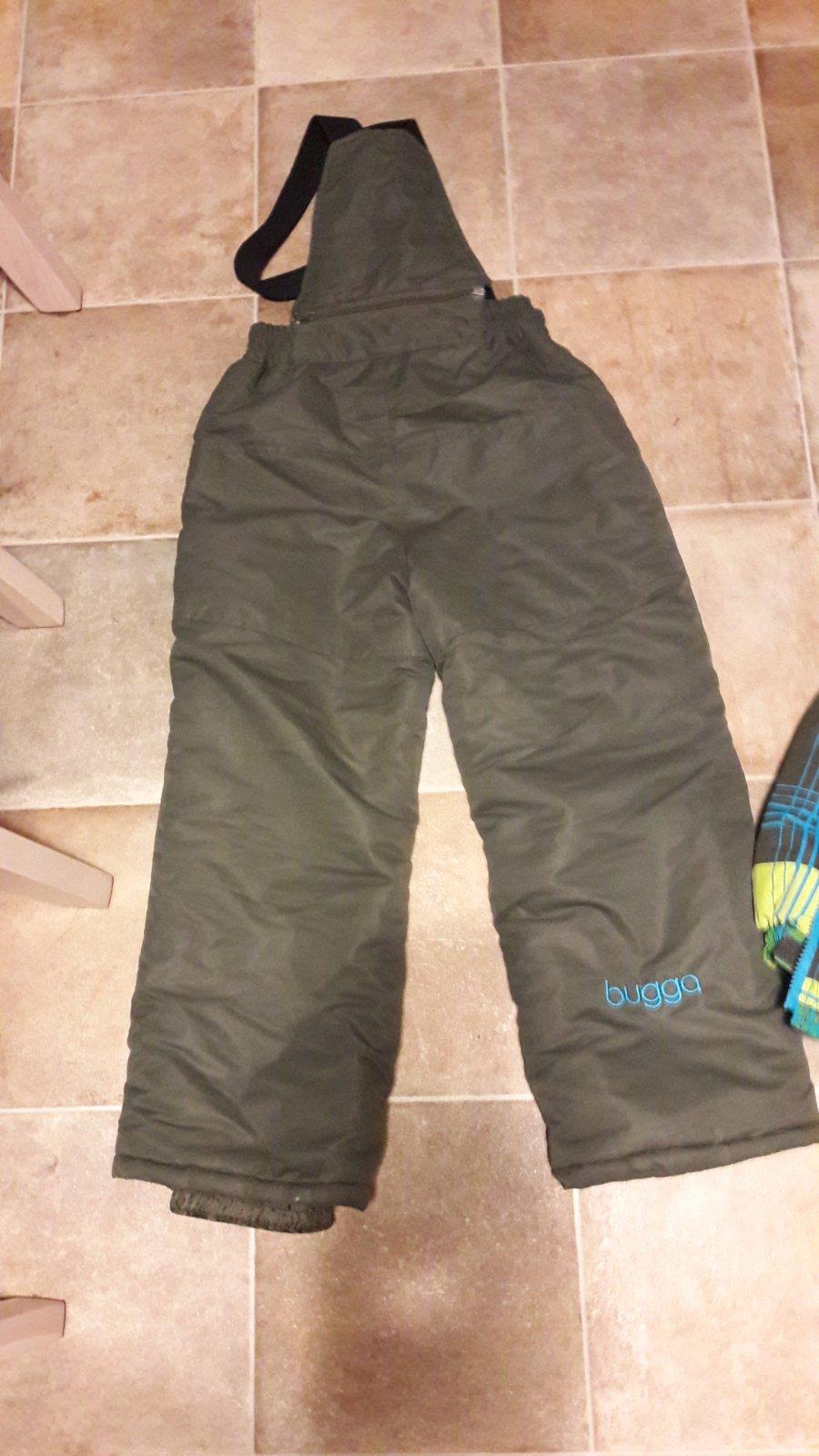 b83037fa378a1 Predame detske zimne sety bunda+oteplovacky, 128 - 35 € od predávajúcej  lubos12345 | Detský bazár | ModryKonik.sk