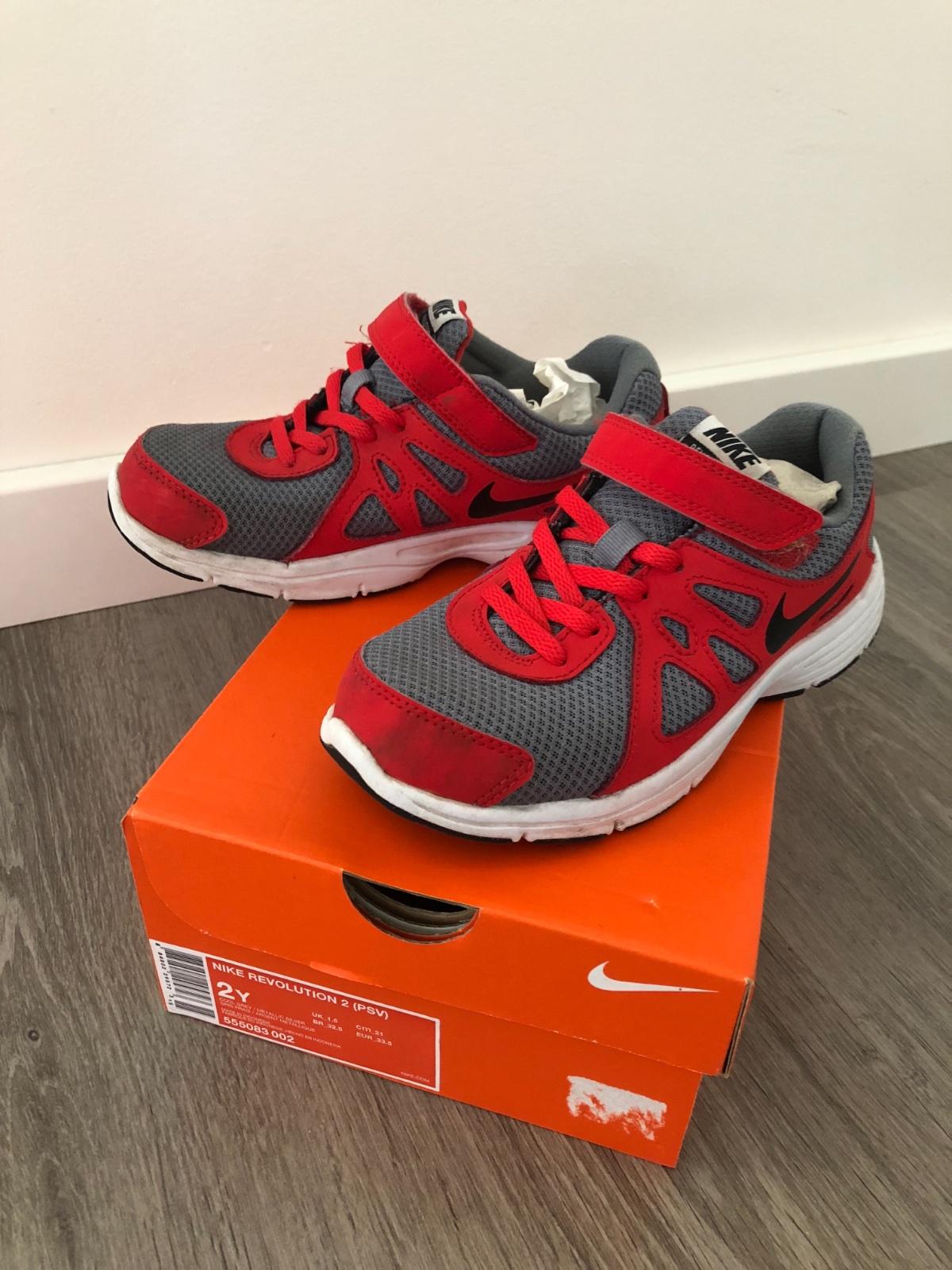 5098b8b59 Chlapčenské športové topánky nike, nike,33 - 12 € od predávajúcej  deakildiko   Detský bazár   ModryKonik.sk