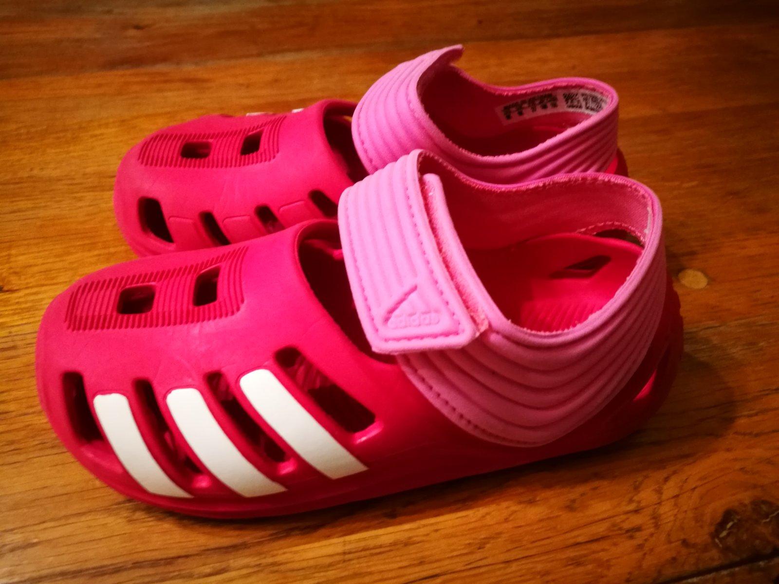 Gumené sandálky adidas 20b9b971e61