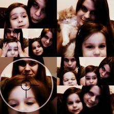 Moje a sestrine harasenie:-))