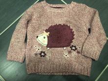 Zimny pulover, f&f,86