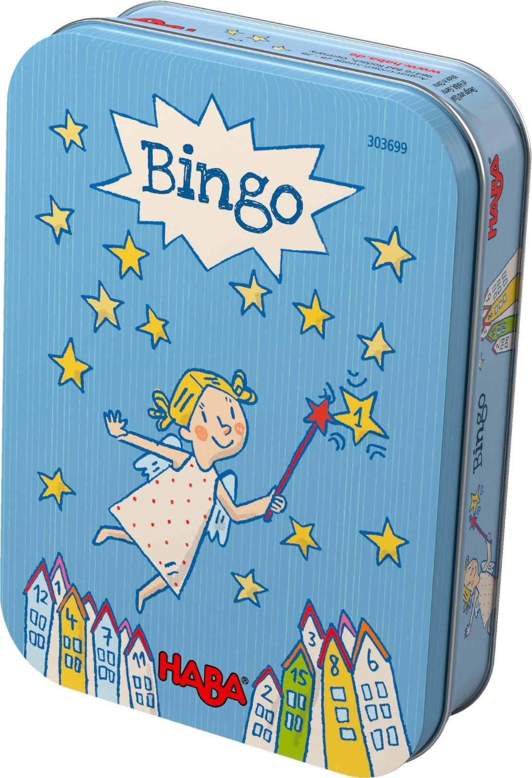 d67944ce8 Bingo - hra v plechovke, - 8,99 € od predávajúcej detskahracka | Detský  bazár | ModryKonik.sk