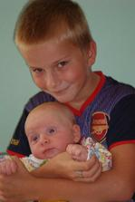 Alex a ujom Adamkom